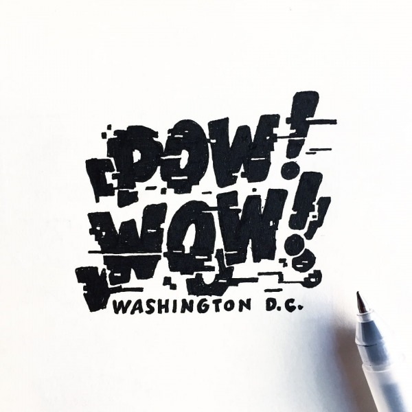POW!WOW! WASHINGTON DC 2018